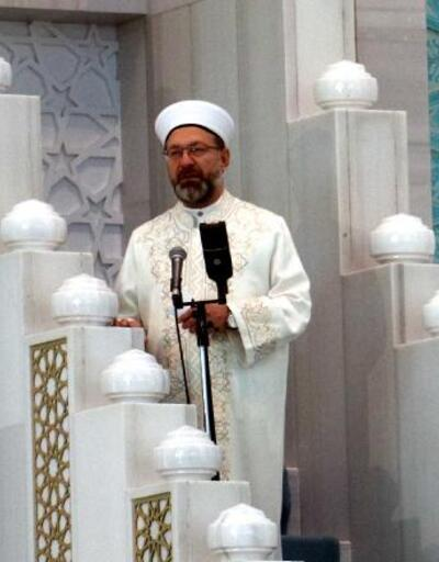 Son dakika... Ali Erbaş'tan Ramazan Bayramı hutbesi