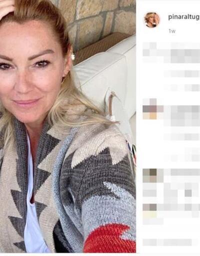 Pınar Altuğ'u kızdıracak yorum!