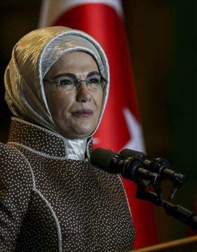 Emine Erdoğan'dan Ramazan Bayramı tebriği