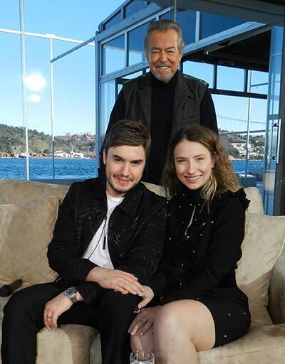 Mustafa Ceceli ve Irmak Arıcı, Şeffaf Oda'ya konuk oldu