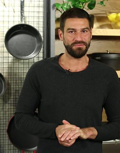 Yağız İzgül'den kırmızı çorba ve miski püre tarifi