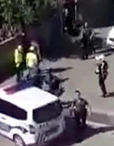 Valilikten Çorlu'da sokağa çıkanlara copla müdahale eden polislerle ilgili açıklama