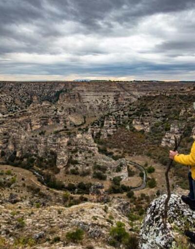 Doğa harikası 'Ulubey Kanyonu'