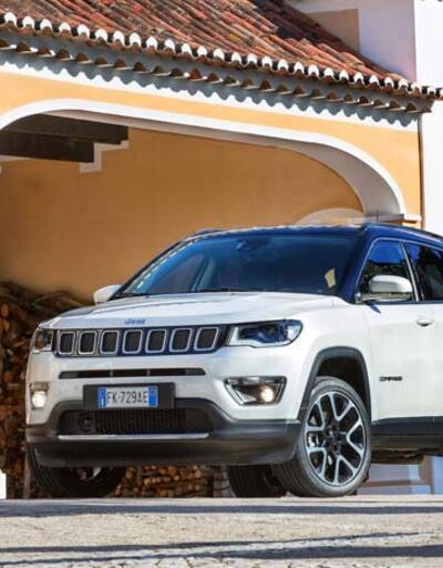 2020 model Jeep Compass yola çıkıyor