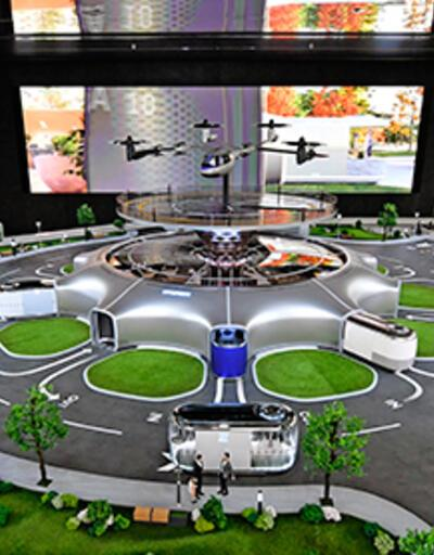 Hyundai geleceğin mobilitesini sergiye taşıdı