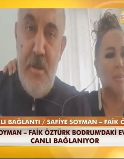 Safiye Soyman: Oğlum ile arama mesafe koydum!