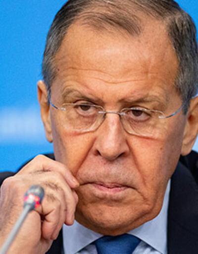 Lavrov, Çin üzerinden ABD'ye yüklendi