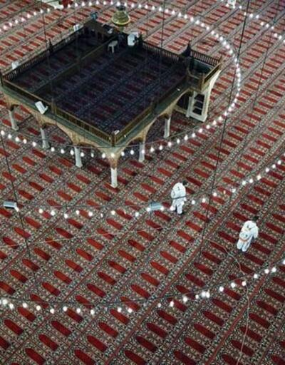 Ülke genelinde camiler cuma namazına hazırlanıyor