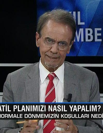 Son dakika... Mehmet Ceyhan tatile gidecekleri uyardı