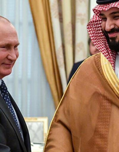 Putin ile Prens Selman arasında petrol görüşmesi