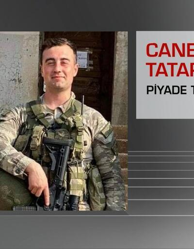 İdlib'den acı haber geldi: Teğmen Canbert Tatar şehit oldu