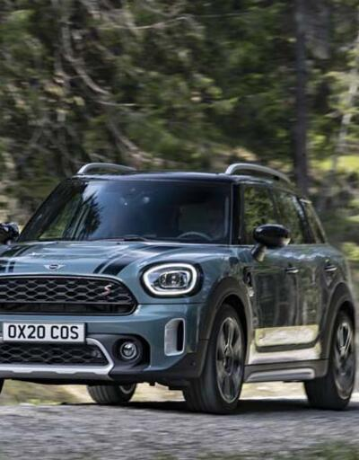 MINI'nin SUV'u Countryman artık daha teknolojik