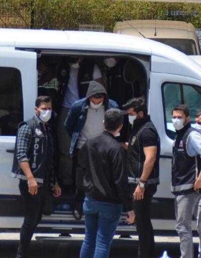 'Tutkunlar Çetesi' üyesi 4 şüpheli tutuklandı