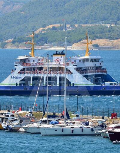 Bodrum-Datça feribot seferleri başladı