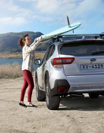 Subaru XV'ye yeni özellikler