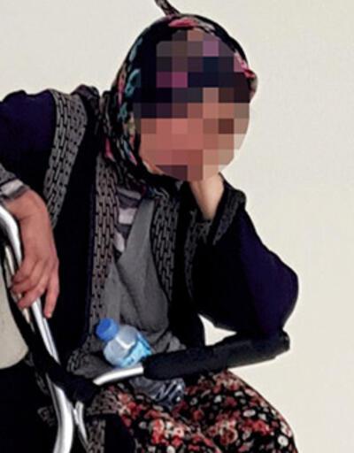 Pazarda doğum yapan kadın, bebeği tezgahın altına attı
