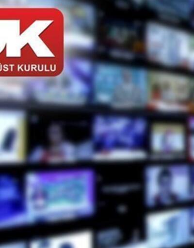RTÜK'ten bazı yayın kuruluşlarına ceza