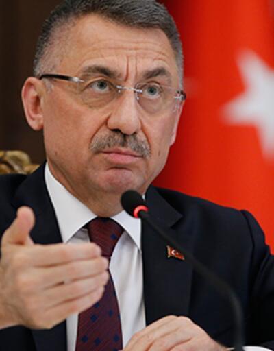 Cumhurbaşkanı Yardımcısı Oktay Türkiye'nin Kovid-19'la mücadelesini anlattı