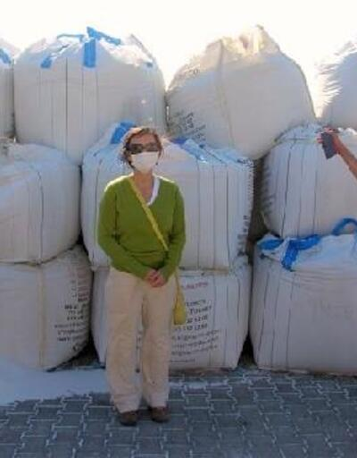 Akdeniz foklarının üreme alanındaki kepçeli çalışmaya 310 bin TL ceza