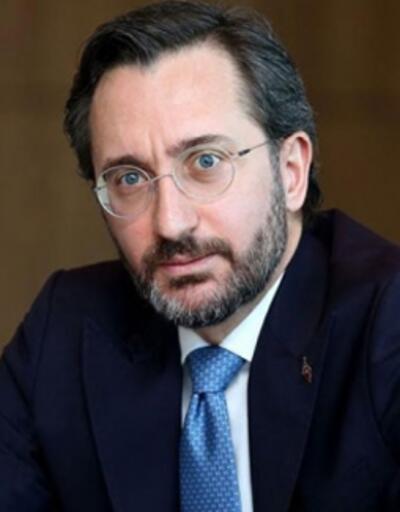 İletişim Başkanı Altun'dan, Muharrem İnce açıklaması