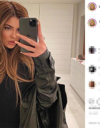 Kylie Jenner dünyayı kandırdı!