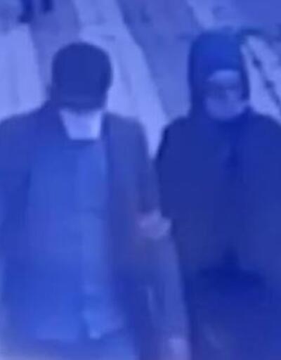 Maskeli hırsızlar kameraya yakalandı