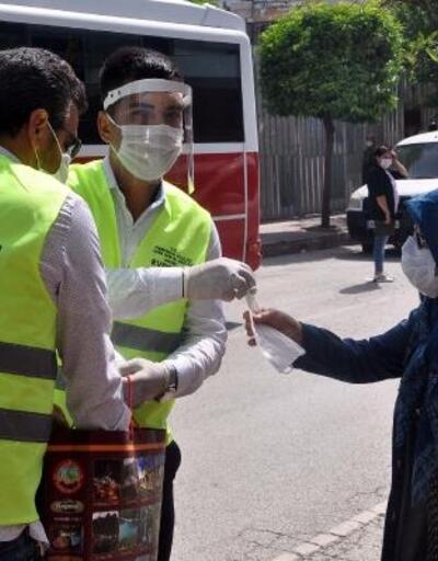 Osmaniye'de bazı cadde ve sokaklara maskesiz çıkmak yasaklandı