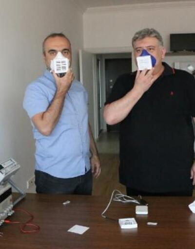 Bilim insanlarından virüsü yok eden elektronik maske