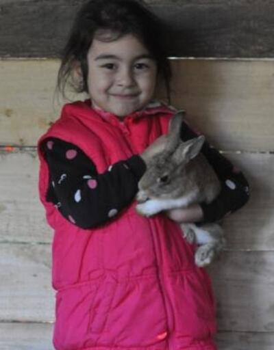 Melez tavşanlar ilgi odağı oldu
