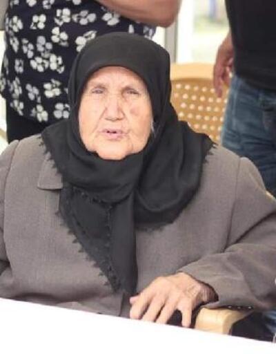 Çocukluğunda Atatürk'e ayran ikram eden Fatma nine öldü