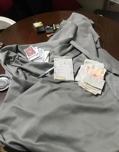 Çınarcık'ta kumar oynatılan eve baskın: 10 kişiye para cezası