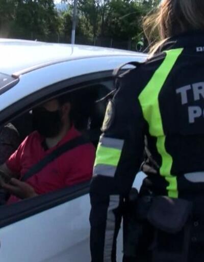 Polis 39 ilçede denetim yaptı