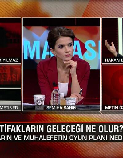 CHP lideri açıklamalarıyla ne demek istedi? İktidarın ve muhalefetin oyun planı ne? CNN TÜRK Masası'nda tartışıldı