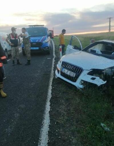 Baro temsilcisi avukat kazada hayatını kaybetti: 1 ölü, 1 yaralı