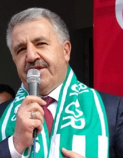 Eski Bakan Arslan'a hakaretten 5 kişiye 37 bin lira ceza