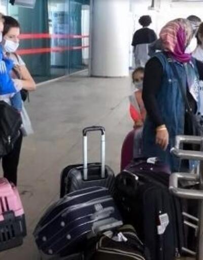 Trabzon Havalimanı yeniden uçuşlara açıldı