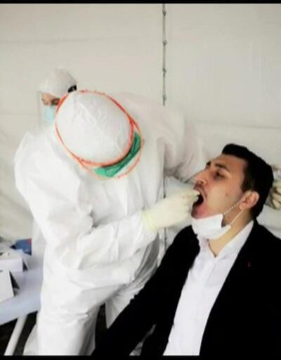 Son dakika... Askere gideceklere koronavirüs testi