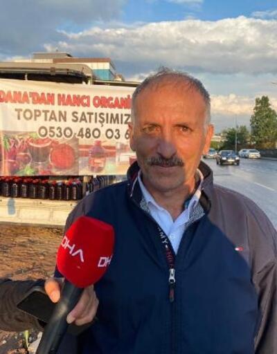 Ümraniye'de kaza yapan motosiklet sürücüsü hayatını kaybetti