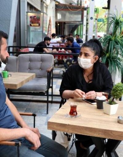 Van'da Kültür Sokak, normalleşmeyle hareketlendi