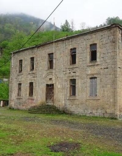 Rumlar döneminden kalma okul binasının turizme kazandırılması isteği
