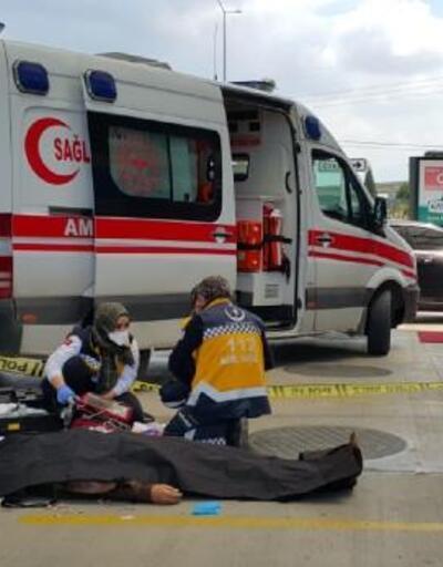 Seyir halindeki otomobilde cinayet
