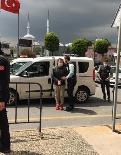 Hrant Dink Vakfı'na ikinci tehdit olayının şüphelisi adliyeye getirildi