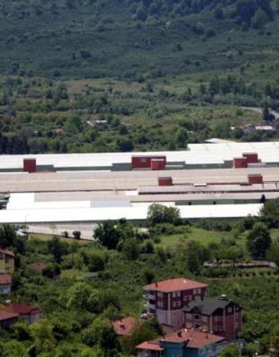 16 çalışanında virüs çıkan fabrikada üretim yeniden başladı