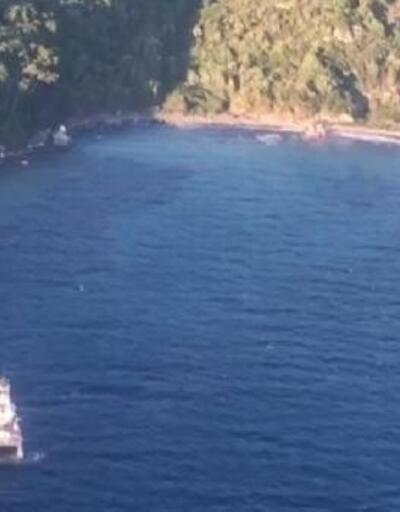 Yunan askerinin patlattığı can salındaki Kongolu göçmen boğuldu