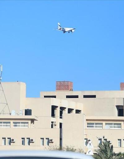 Libya'da Mitiga Havaalanı'nı kurtarma operasyonu başladı