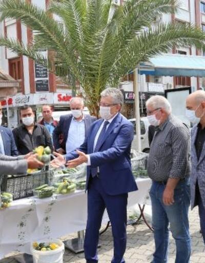 Edremit'te atıl durumdaki araziler tarıma açıldı