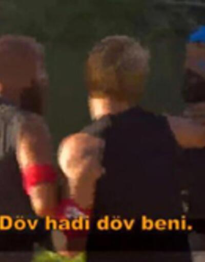 Yasin Obuz-Sercan Yıldırım kavgası!
