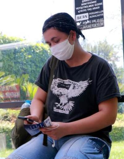 Otobüste ateşi yüksek çıkan genç kız hastaneye götürüldü