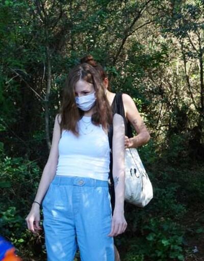 Ormanda kaybolan 3 genç kız mahsur kaldı
