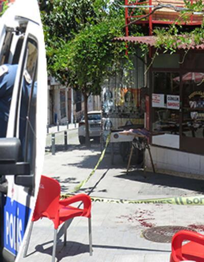Kadıköy'de simit fırınında dehşet... Çalışanı defalarca bıçakladı